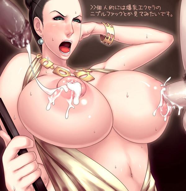 Excella Gionne (Resident Evil)
