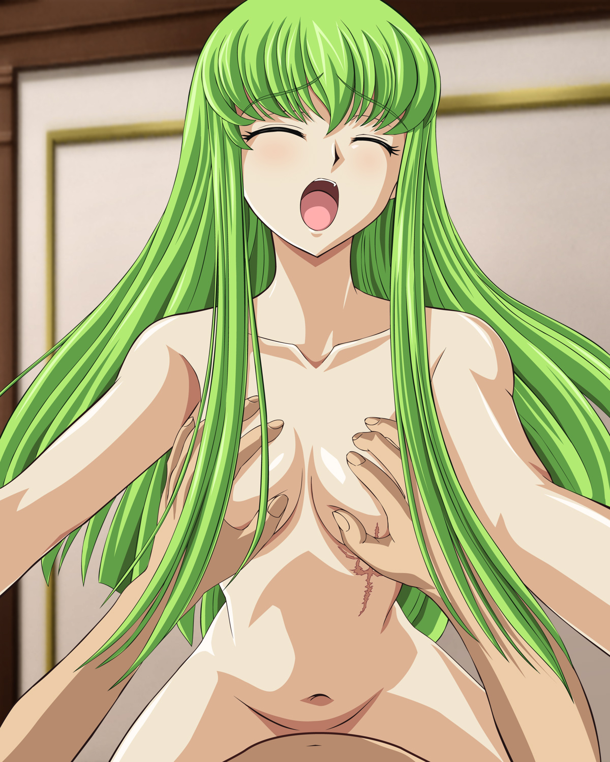 Opinion Cc code geass hentai interesting