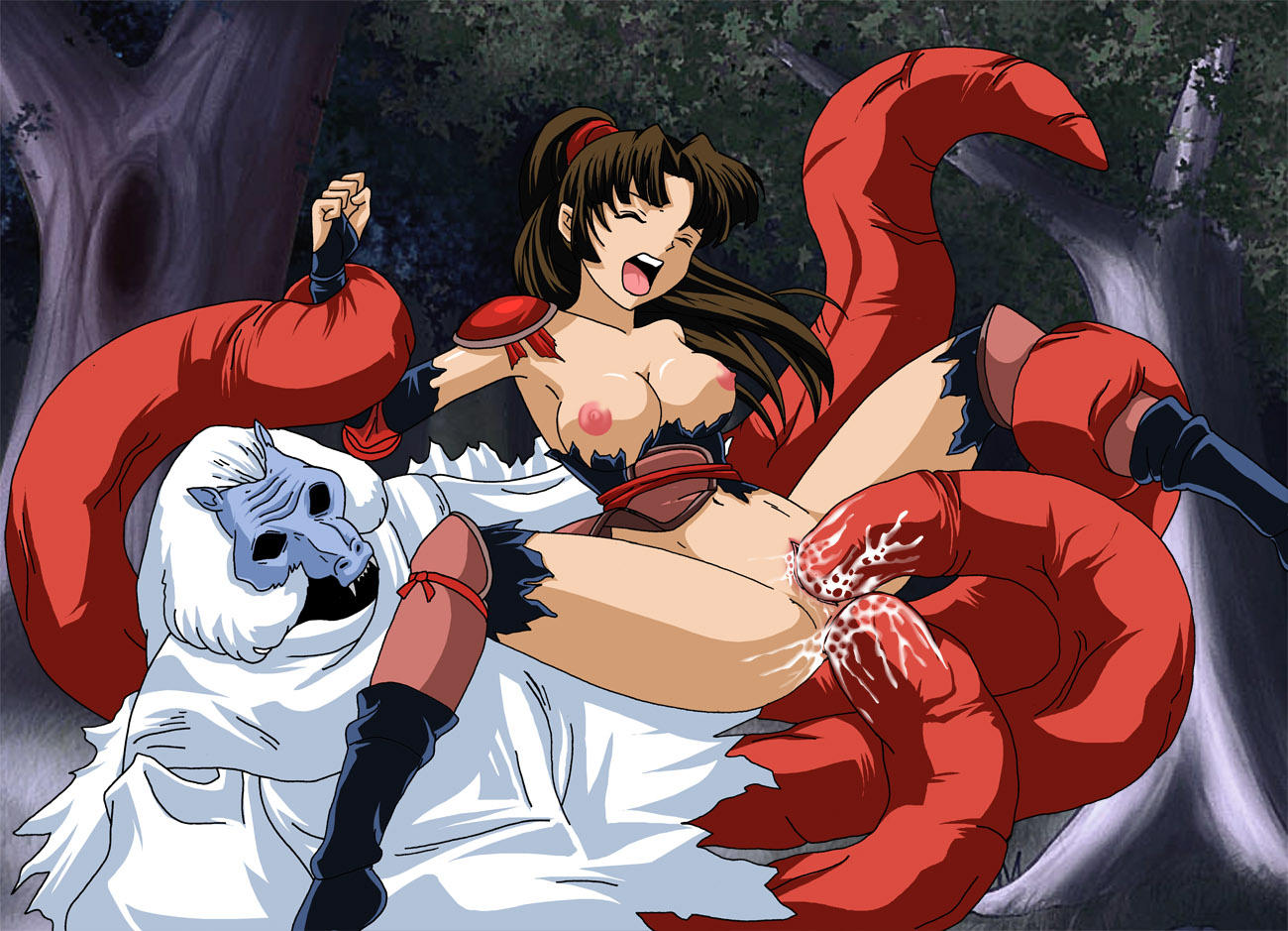 Useful inuyasha as a girl porn indefinitely